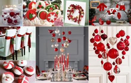 Raudonos Kalėdos