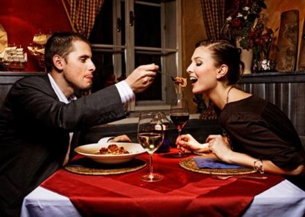 Vakarienė dviese