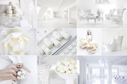 Baltas vakarėlis