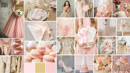 Rožinis kremas su auksu