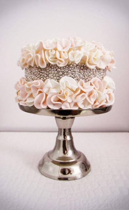 Žiedlapių tortas