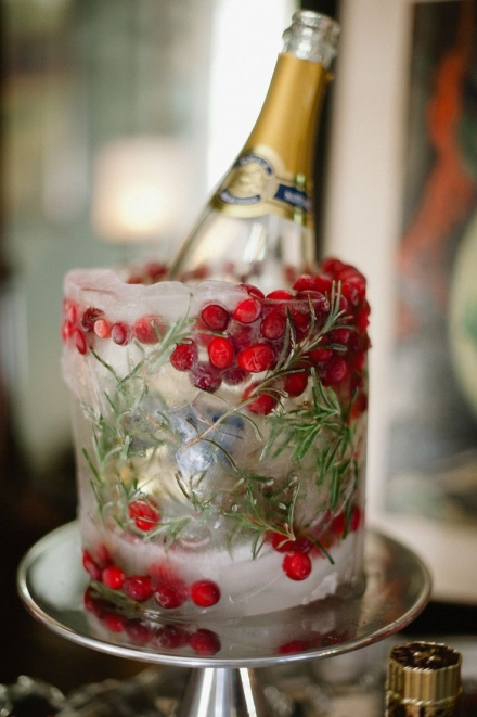 Šampanas lede