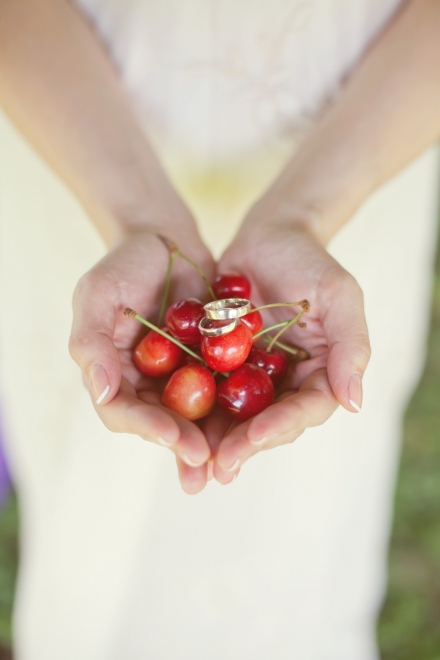 Vyšnių žiedai