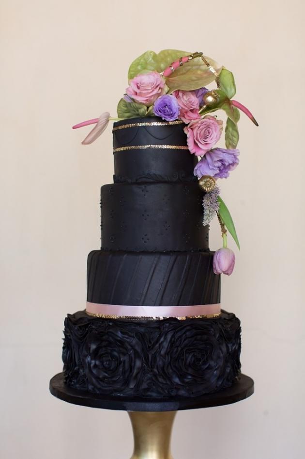 Juodas tortas
