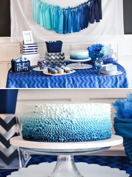 Mėlynų atspalvių šventė