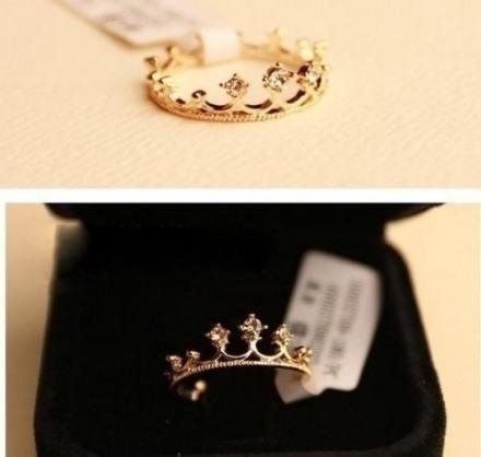 Žiedas Karalienei