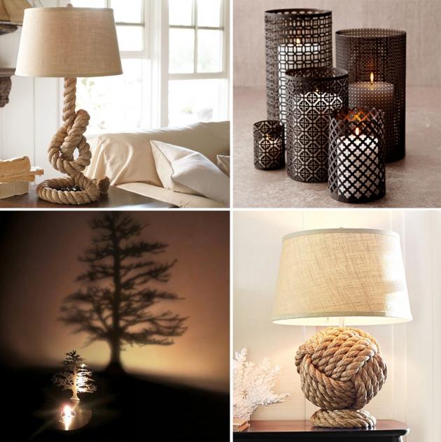 Originali namų šviesa