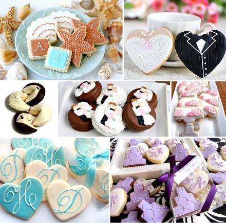 Vestuviniai saldumynai