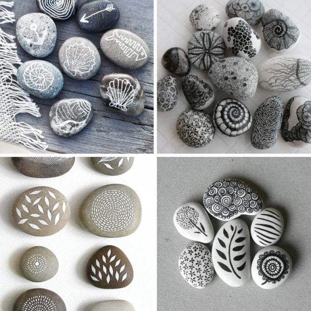 Žaismingi akmenukai